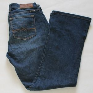"""Lucky Brand Sofia boot cut jeans  """"NWOT"""""""